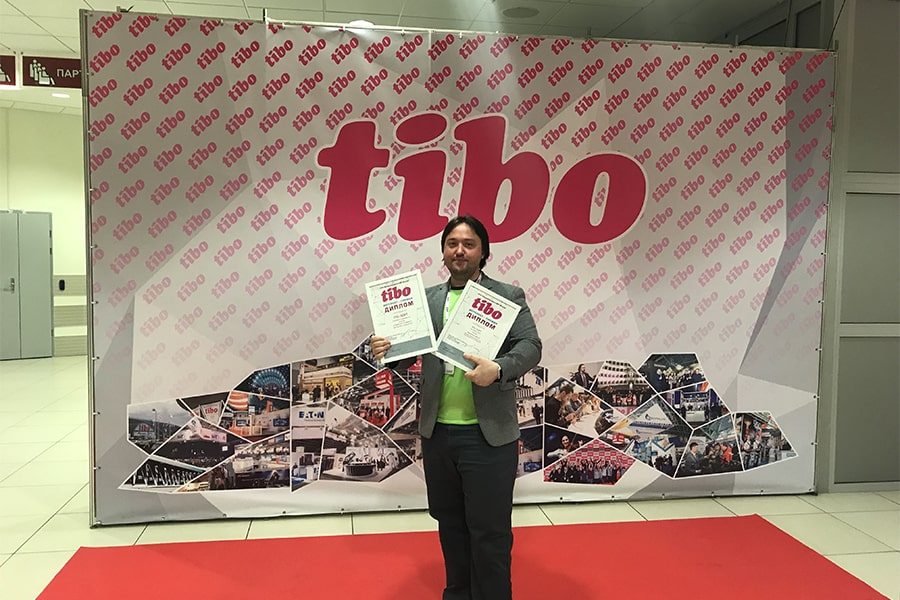 2 victories on «TIBO-2019 Internet Prizes» - Brpo.by and Mip.by